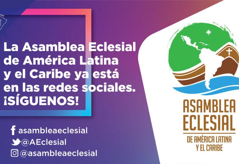 Poster de la Asamblea Eclesial de América Latina y el Caribe