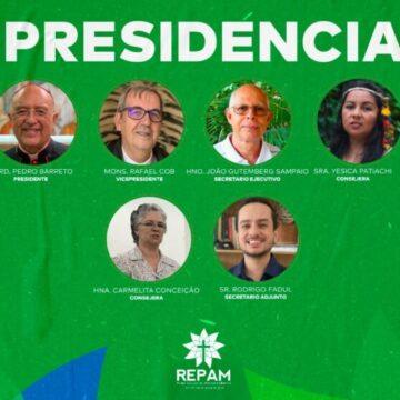 Nueva presidencia de la REPAM