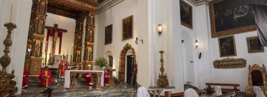 Santuario de Nuestro Señor Caído del Monserrate