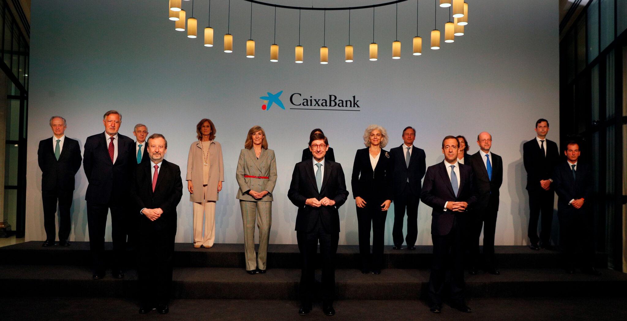 Fusión CaixaBank