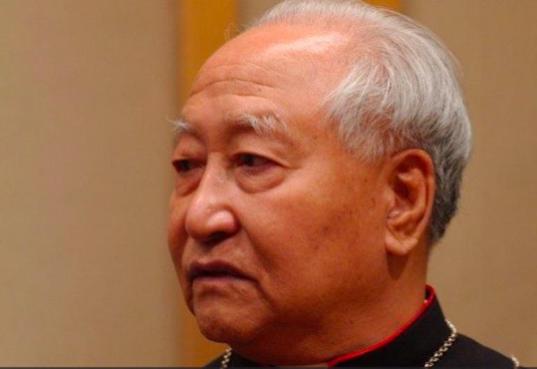Cardenal Corea del Sur