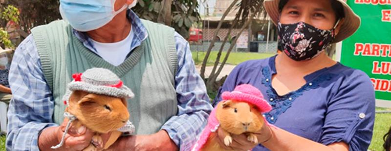 Proyecto de empoderamiento de Cáritas del Perú