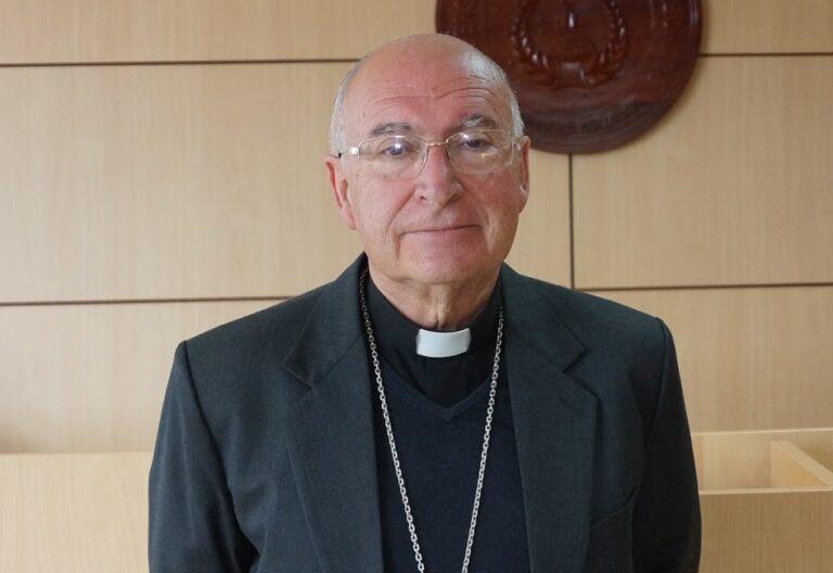 Monseñor Julio Parrilla