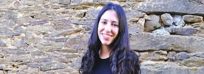 Lucía Fuentes, Movimiento de Jóvenes Rurales Cristianos