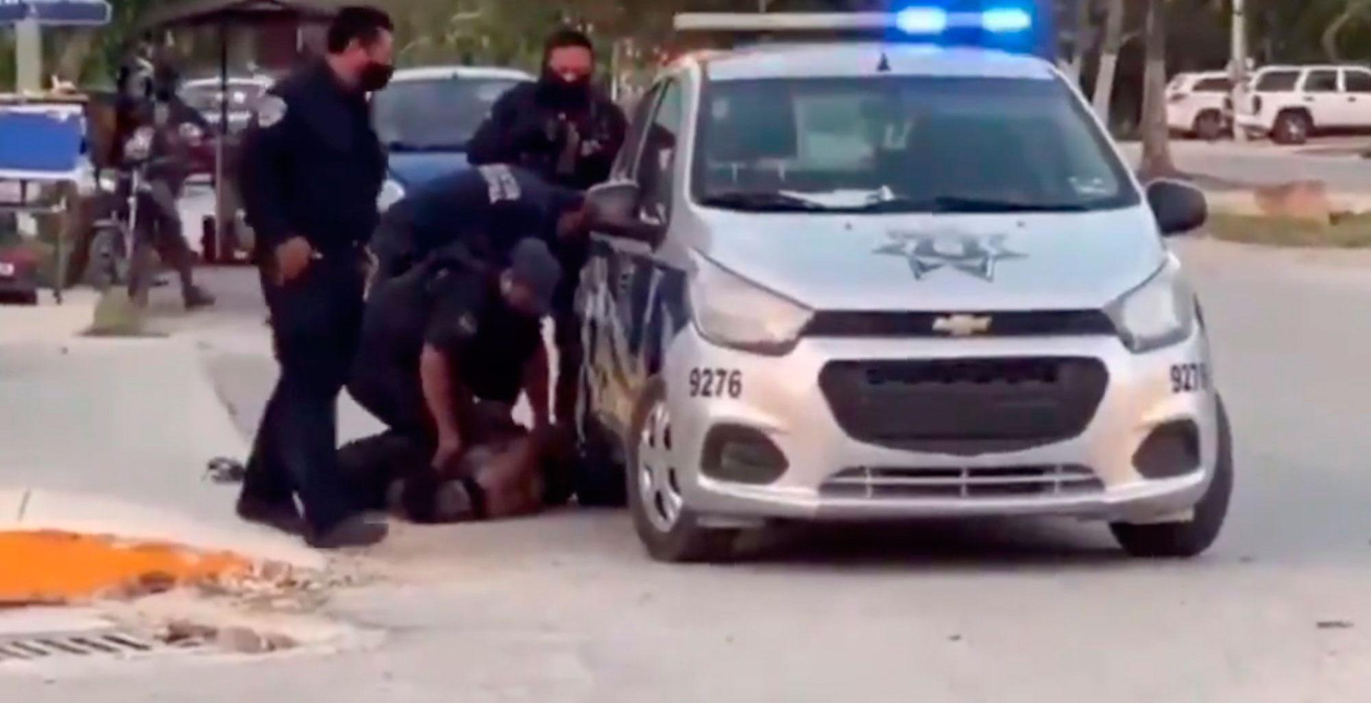 Victoria Esperanza Salazar migrante asesinada por la policía