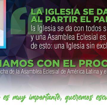 El proceso de escucha de la Asamblea Eclesial