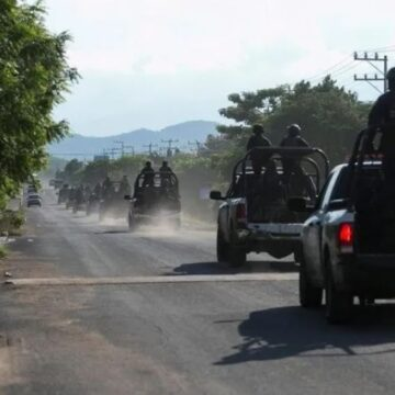 Michoacán violencia CJNG