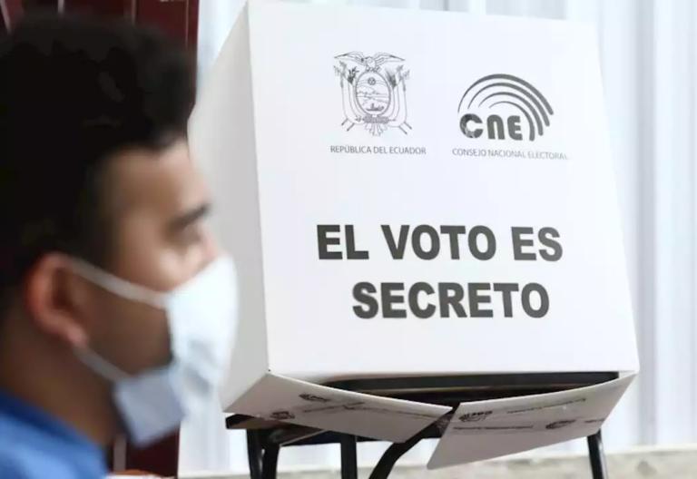 Elecciones en Ecuador, segunda vuelta 11 de abril de 2021