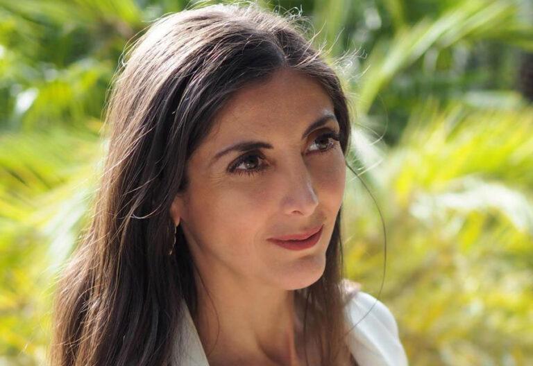 La escritora Espido Freire