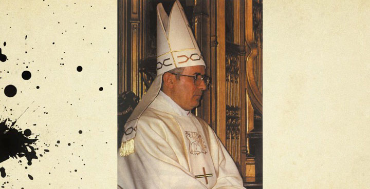 Félix del Blanco Prieto, ex limosnero pontificio