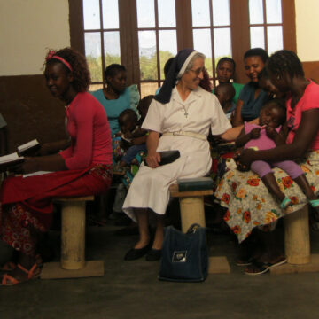 Hijas de María Madre de la Iglesia