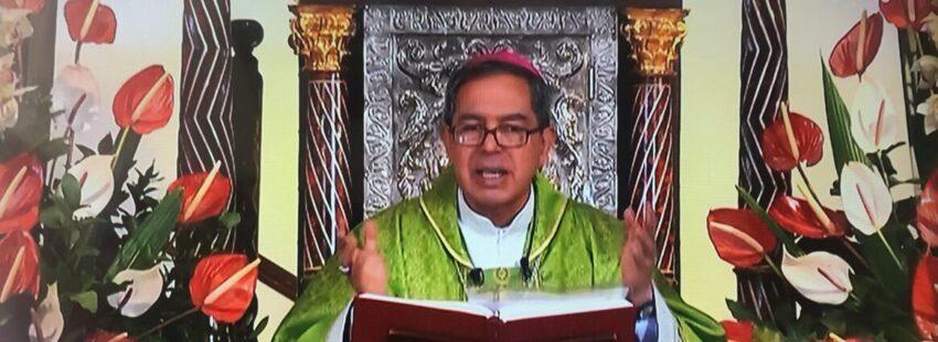 El arzobispo de Bogotá
