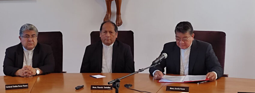 Los obispos de Bolivia al cierre de su 108ª Asamblea
