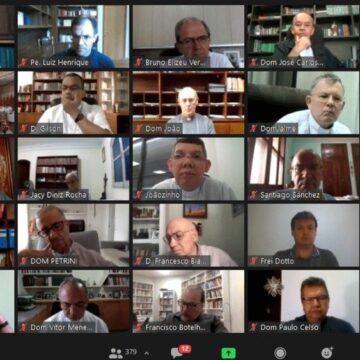 Los obispos brasileños en su 58ª Asamblea General