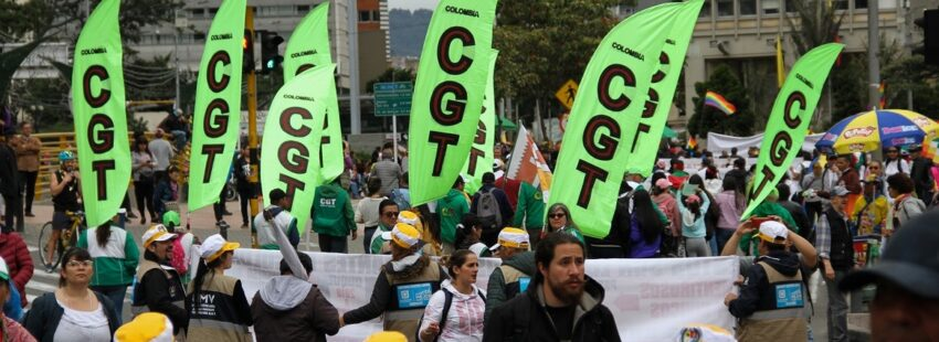 Sectores sindicales convocan a paro nacional este 28 de abril de 2021 contra la reforma tributaria en Colombia