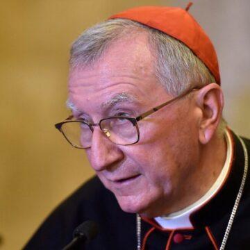 El Cardenal Pietro Parolin