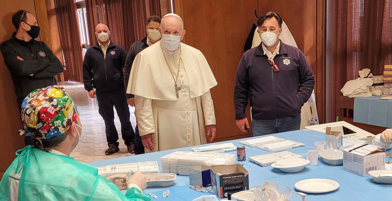 Vivo: seguí el Vía Crucis del Papa Francisco en el Vaticano - Actualidad