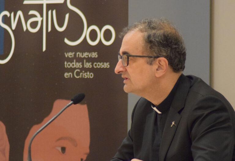Antonio España, superior provincial Jesuitas España