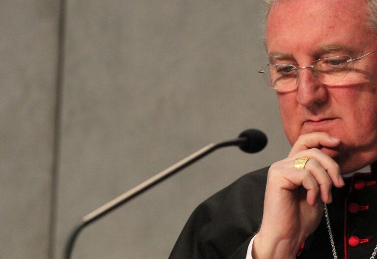 Arthur Roche, prefecto de la Congregación para el Culto Divino y la Disciplina de los Sacramentos