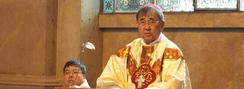 Cornelius Sim, vicario apostólico Brunei