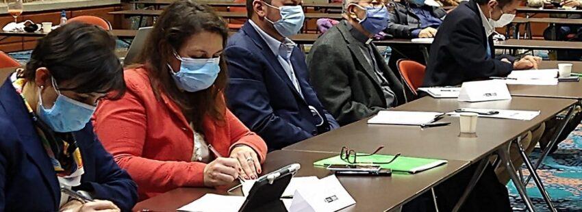 Hector Fabio Henao acompaña segunda mesa de diálogo entre Gobierno y promotores del paro