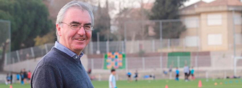 José Manuel Cidad, presidente de SM