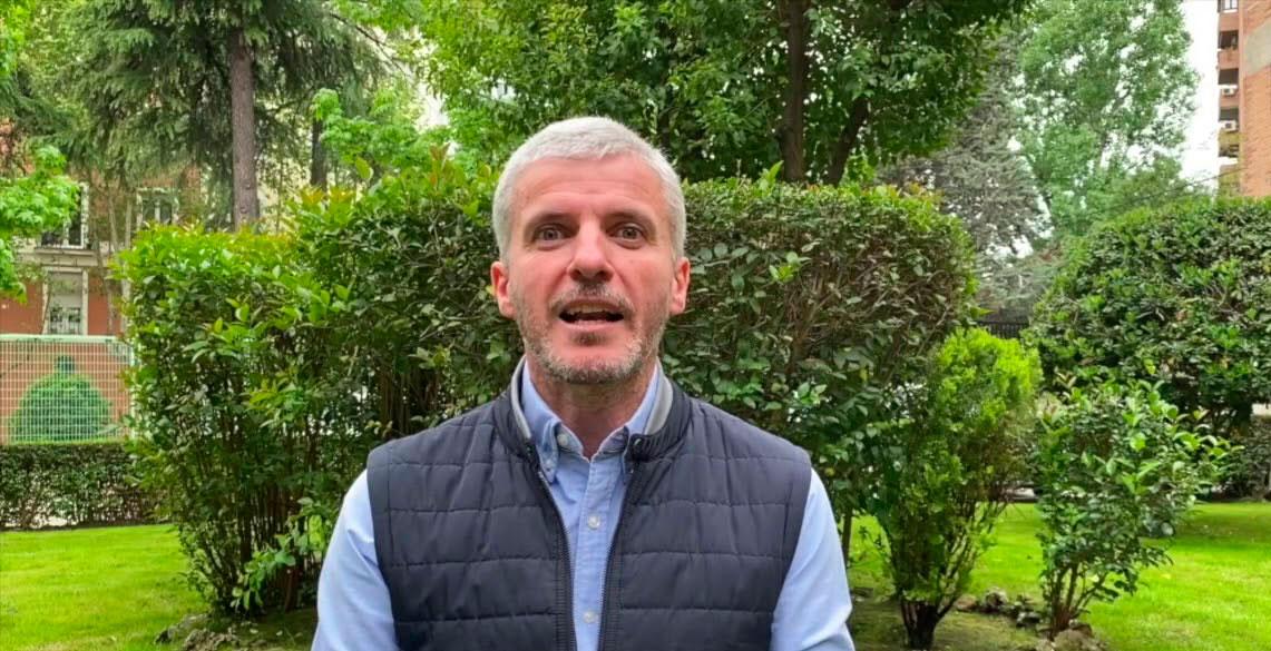 Lander Gaztelumendi, vicepresidente de SM