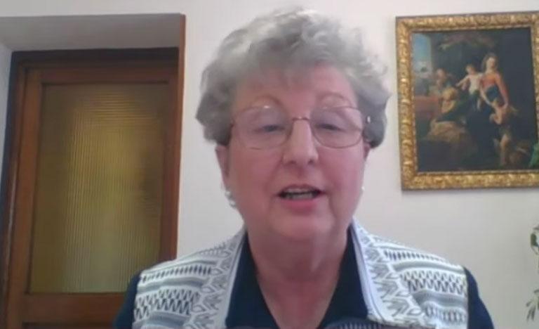 María José Castejón Giner, directora general de las Siervas Seglares de Cristo Sacerdote