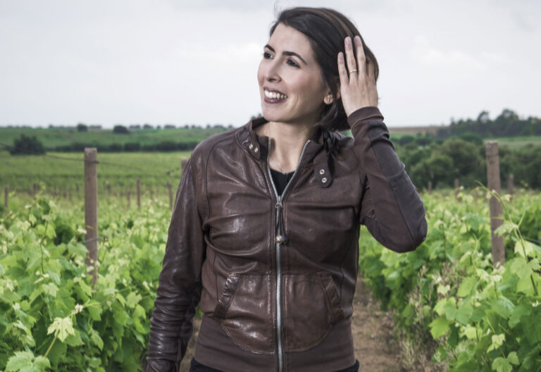 Empresaria vinícola