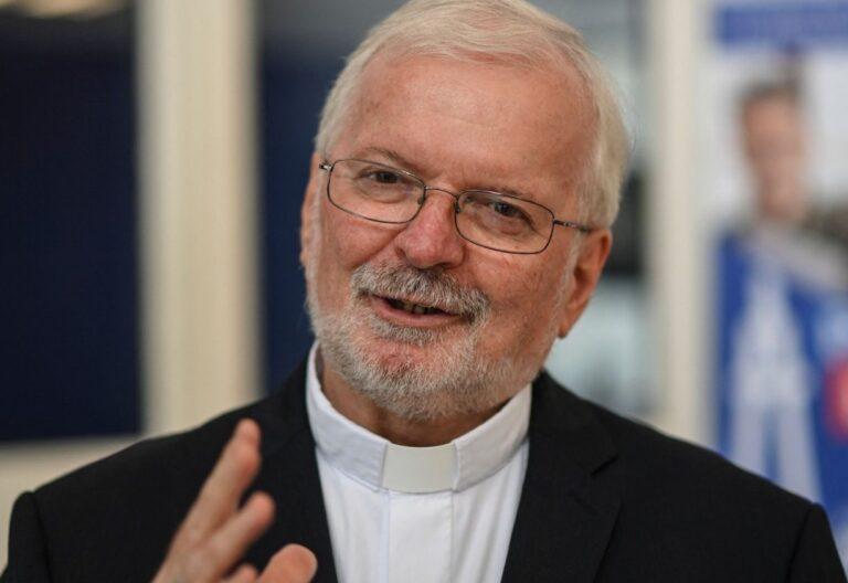 Aldo Giordano fue nuncio de Venezuela por siete años