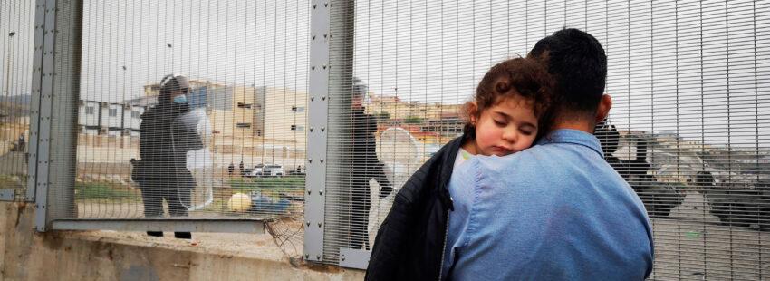 migrantes Ceuta