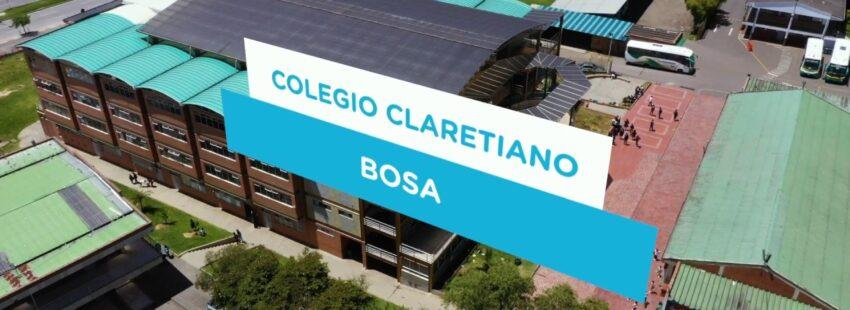 colegio Claretiano en Bosa, al sur de Bogotá