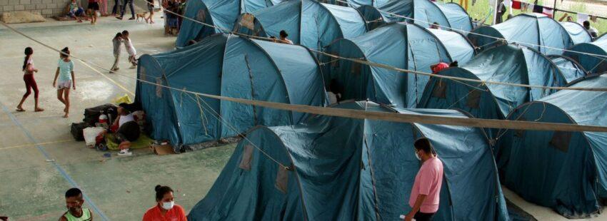 Crisis migratoria en Apure y Arauca