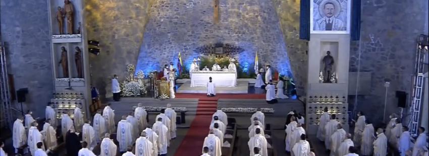 La beatificación de José Gregorio Hernández
