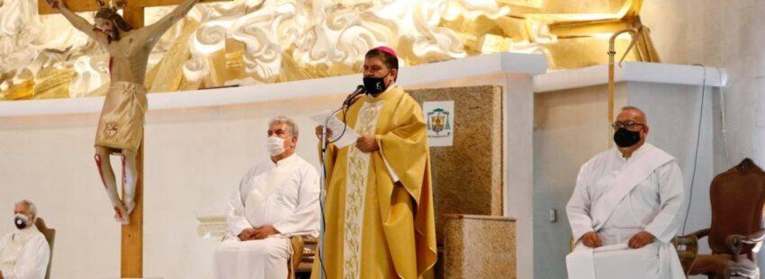 obispo Nuevo Laredo