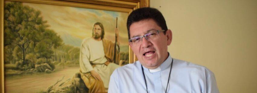 Omar Sánchez, arzobispo de Popayán
