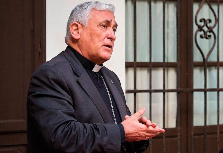 Rafael Zornoza, obispo de Cádiz y Ceuta