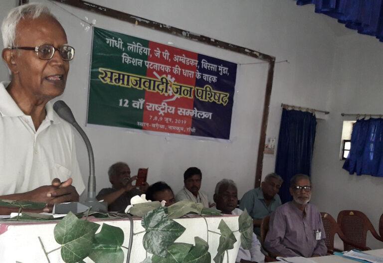 Stan Swamy, jesuita indio