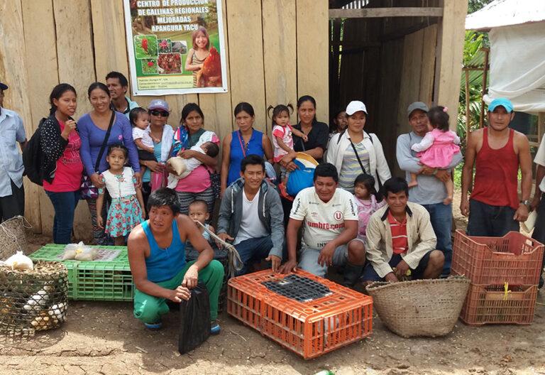 Cáritas del Perú apoya a comunidades del Alto Amazonas