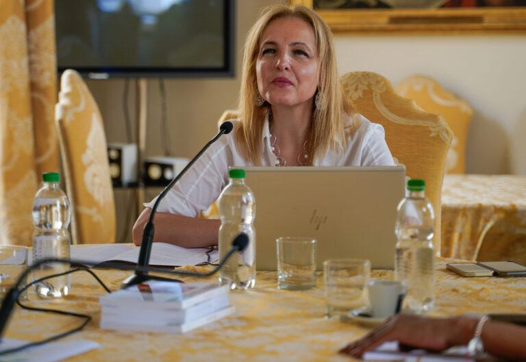 Presidenta de la Organización Nacional de Trasplantes