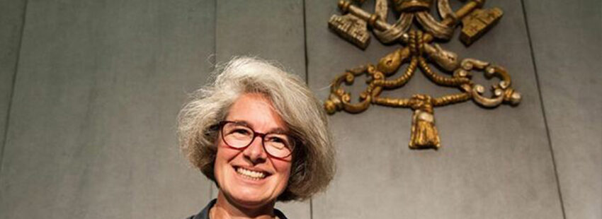 Nathalie Becquard disertará sobre el rol de la mujer en los nuevos caminos de sinodalidad