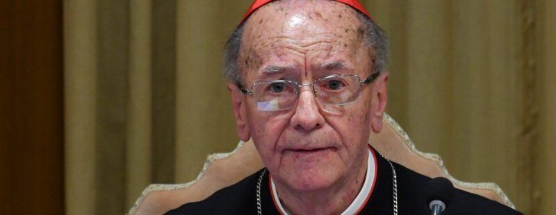 El cardenal Cláudio Hummes recibe doctorado honoris causa