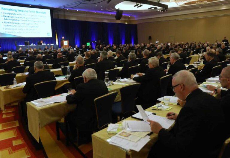 asamblea obispos USCCB