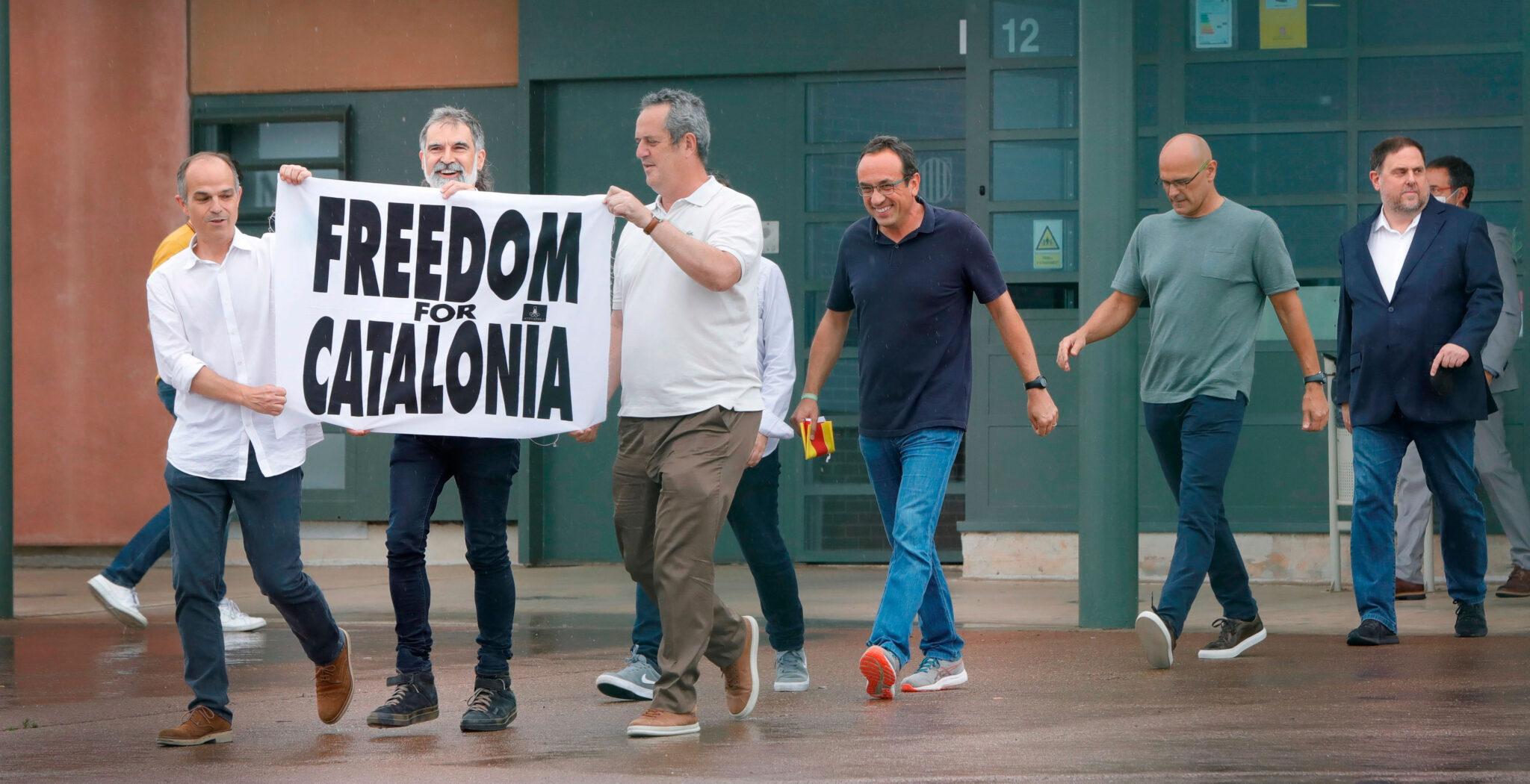 indultos Cataluña