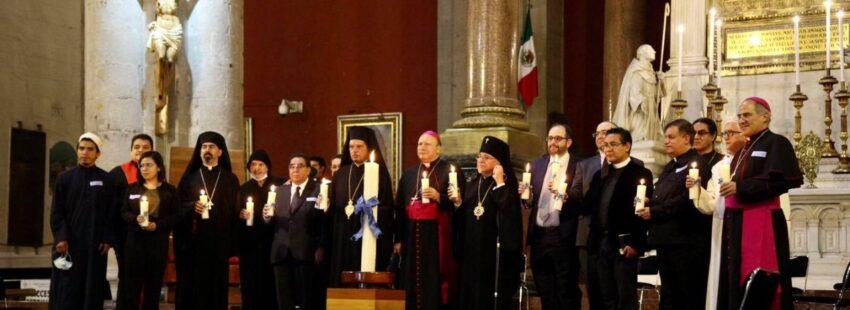 Oración Interreligiosa por la Paz-México