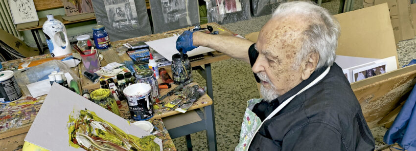 Artista capuchino