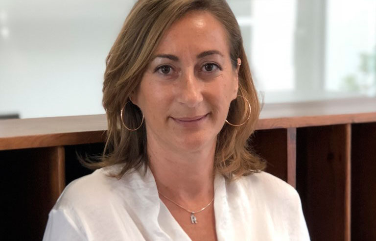Rocío Martínez, directora general de Alveus –Grupo ETS–