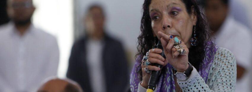 Rosario Murillo insulta a obispos de la Iglesia en Nicaragua
