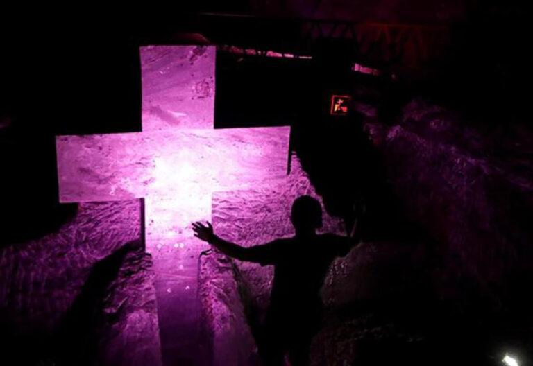 La catedral de sal de Zipaquirá