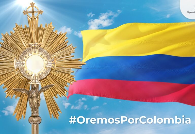 La Iglesia de Colombia celebra el Corpus Christi este domingo 6 de junio